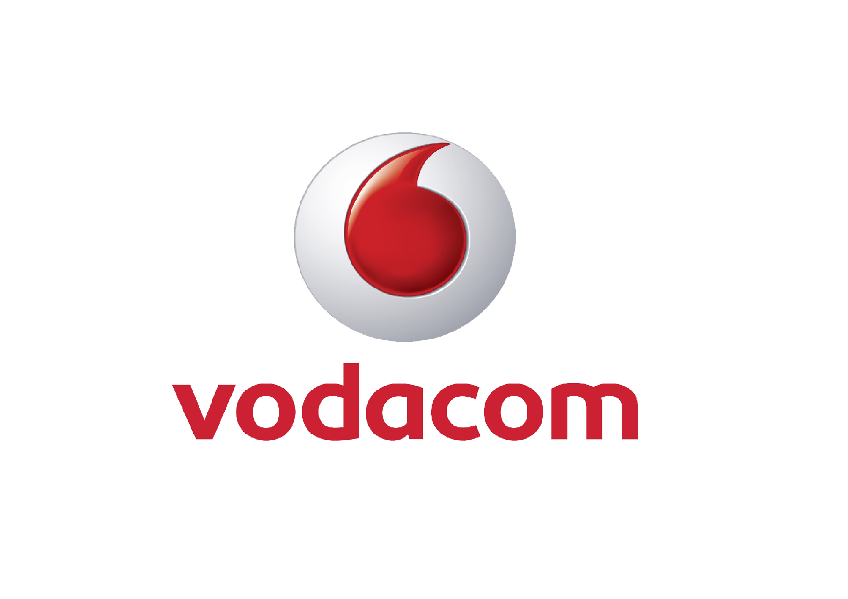 Vodacom logo (carousel)