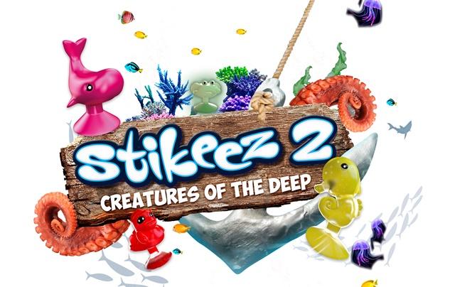 PnP - Stikeez 2 Creatures of the Deep
