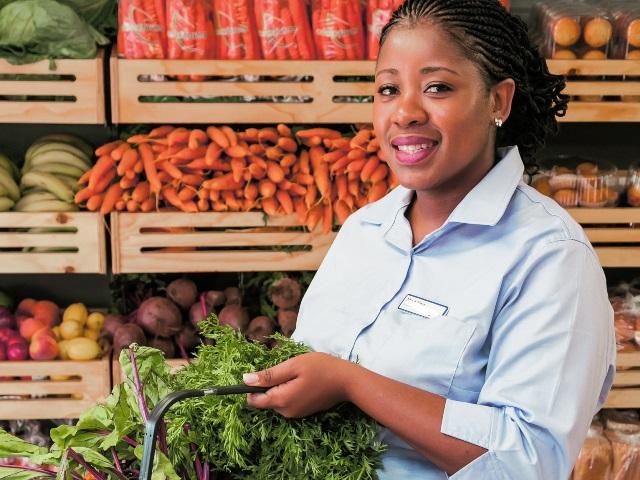 Pick n Pay - Mandisa Mzizi