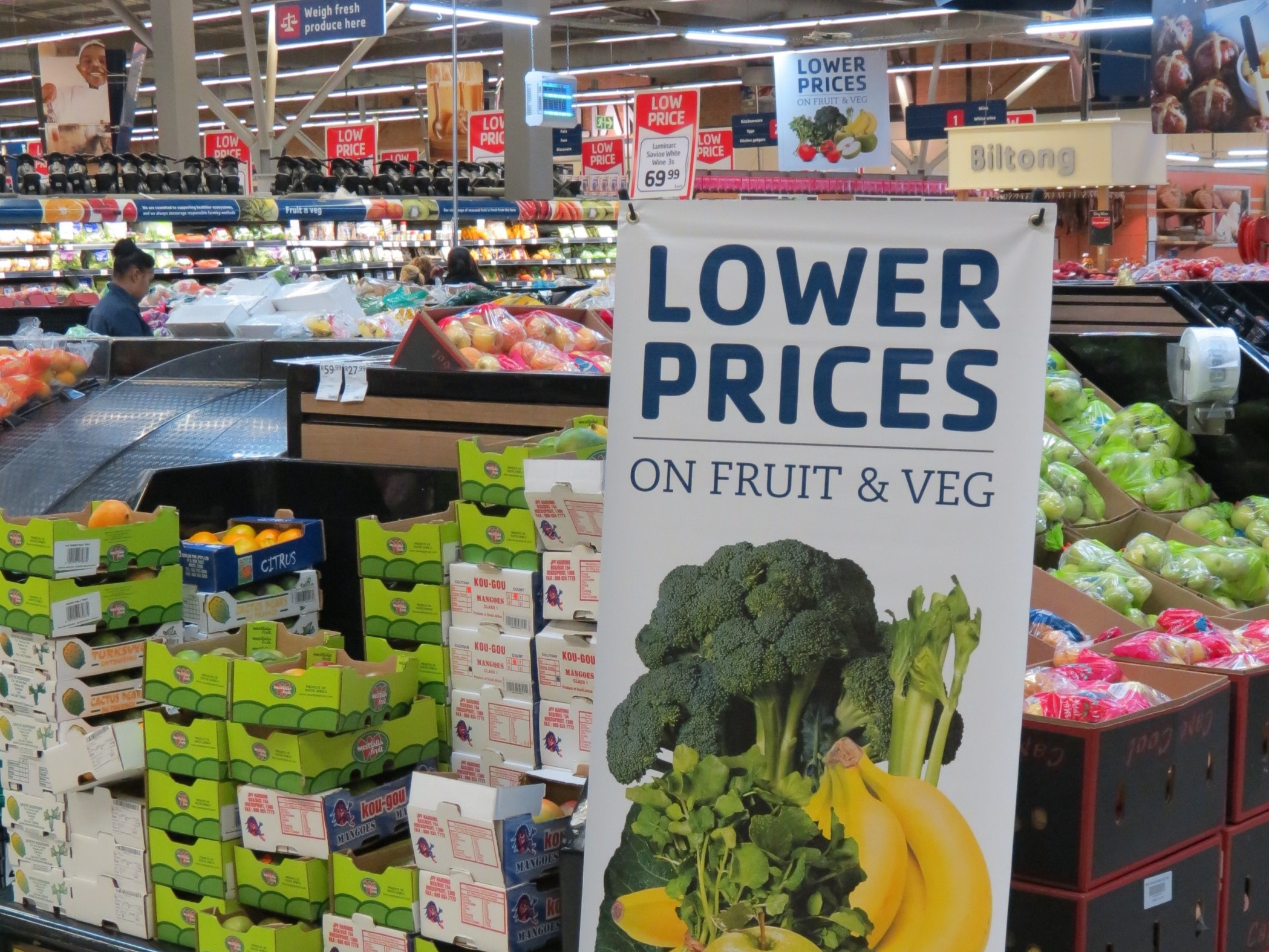 PnP - lower prices pic