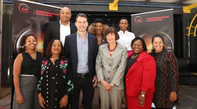 SAB Entrepreneurship Programme Launch