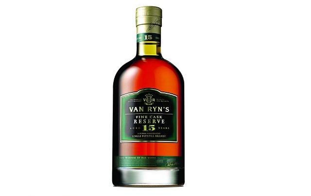Van Ryn's 15-year-old
