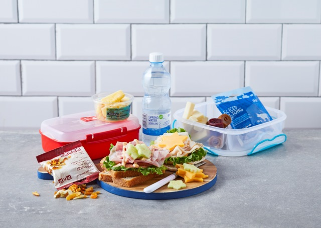 Pick n Pay - Back to School lunchboxes