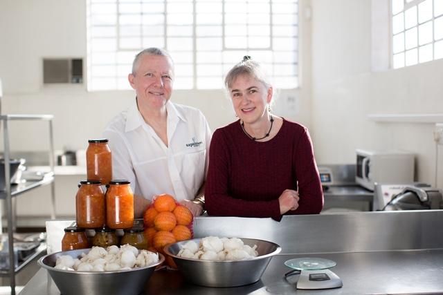 PnP - Sage Kitchen - Brenda Addison + Colin Lyall