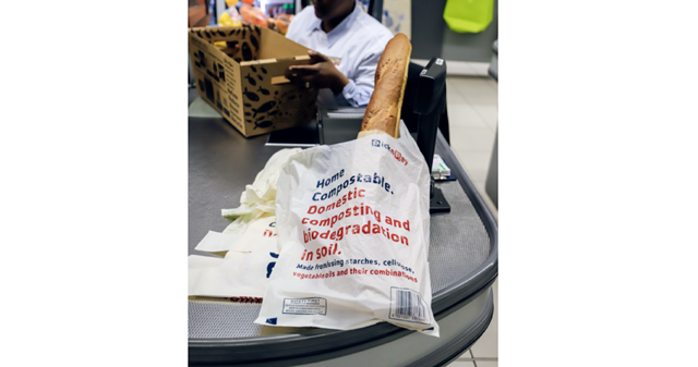 PnP - disposable plastic bags