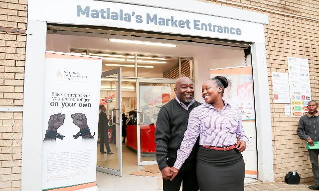 PnP- PnP programme expands to Thokoza with the opening of Matlala Market - 14.02
