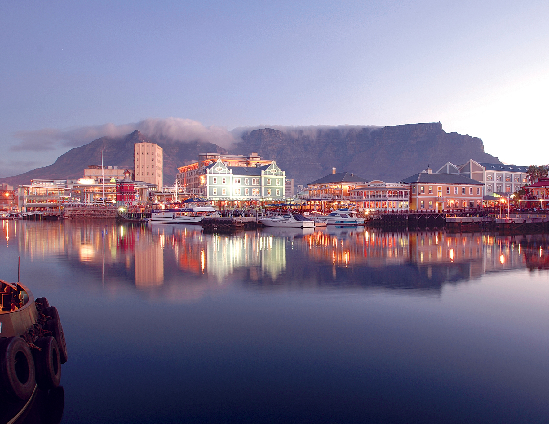 V&A Waterfront & Pierhead