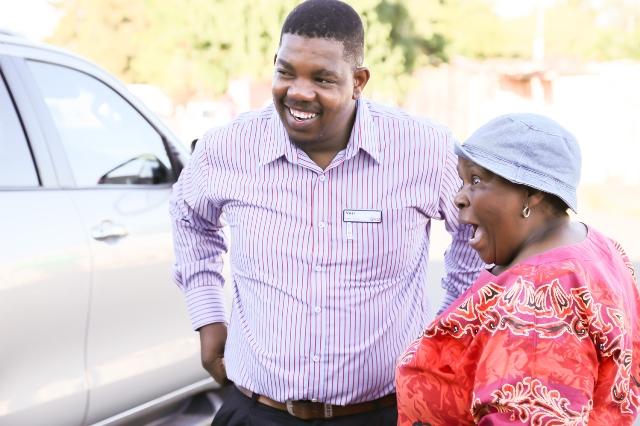 PnP- BVN Market owner Vusi Ndhlov